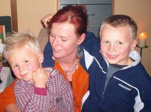 Leontien en kids