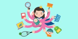 Hoe word ik…. een succesvolle werkende moeder?
